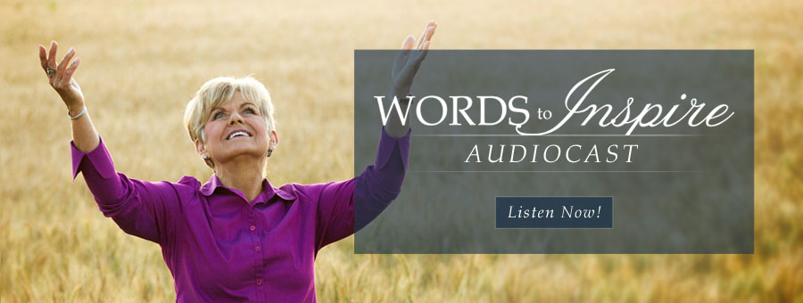 Words To Inspire Audiocast
